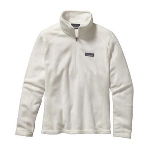 Patagonia Women's Quarter Zip Fleece Pullover